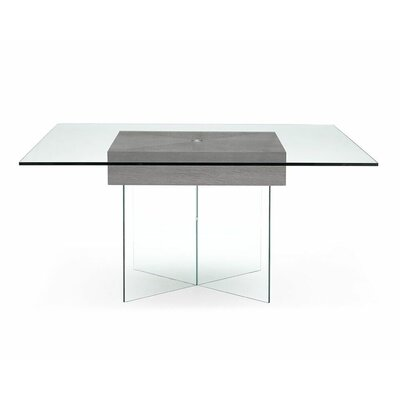 Gareth Dining Table Base Color: Gray