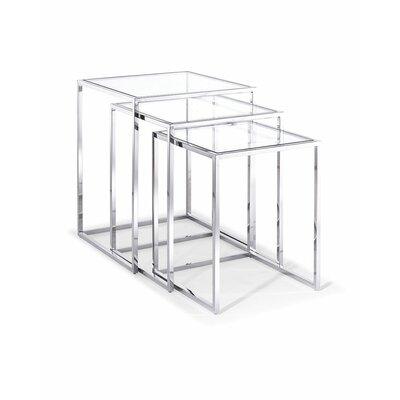 T.J. 3 Piece Nesting Tables ORNE3925 42187266