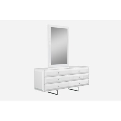 Aesara 6 Drawer Dresser
