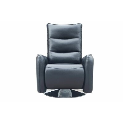 Mcchesney Modern Manual Swivel Recliner