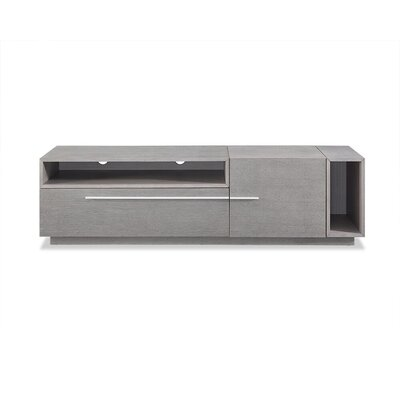 Pockerley 67 TV Stand Color: Gray