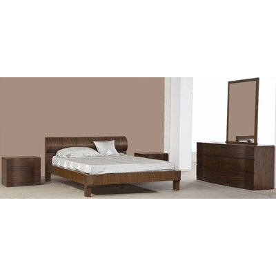 Manhattan Platform Customizable Bedroom Set