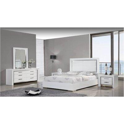 Ibiza Panel Customizable Bedroom Set