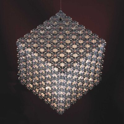 Ray 15-Light Geometric Pendant