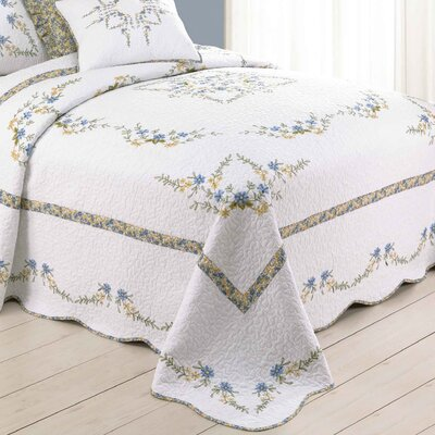 Mary Jane's Home Heather Bedspread - Size: Queen at Sears.com