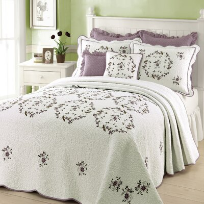 Mary Jane's Home Gwen Bedspread - Size: Queen at Sears.com