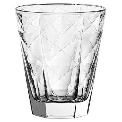 Carre Double Old Fashioned Glass E63829-S6
