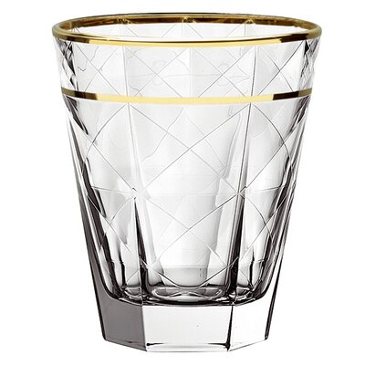 Carre Double Old Fashioned Glass E64431-D