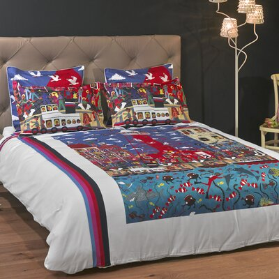 Pottering at the Port Duvet Cover Collection