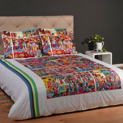 Hindley Street Duvet Cover Collection