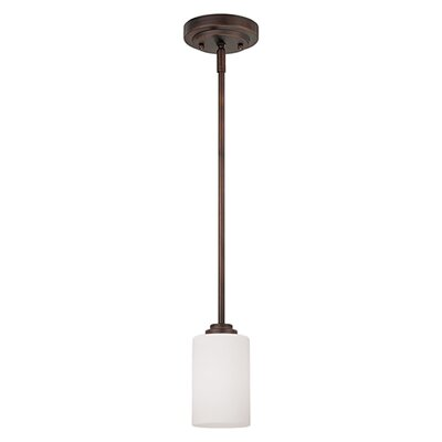 Castano 1-Light Mini Pendant