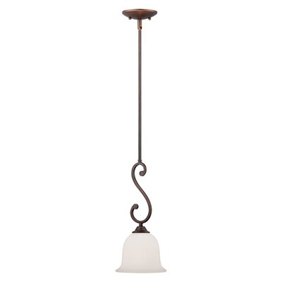 Courtney Lakes 1-Light Mini Pendant