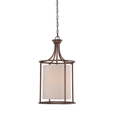 Jackson 2-Light Foyer Pendant