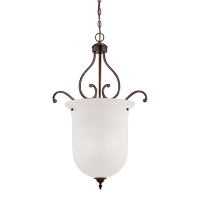 Courtney Lakes 3-Light Pendant