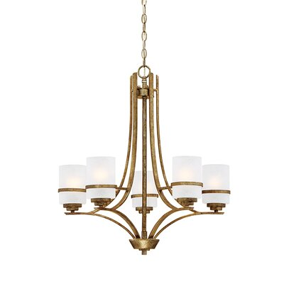 Benton 5-Light Shaded Chandelier