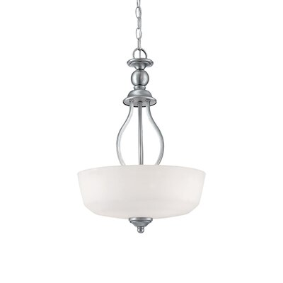 Lansing 3-Light Pendant Finish: Brushed Pewter