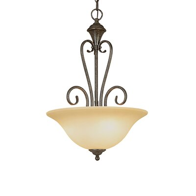 Birchview 3-Light Pendant