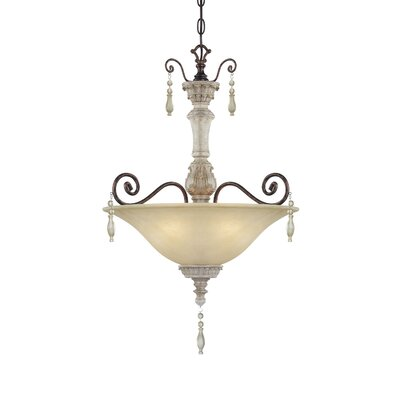 Grateron 3-Light Pendant