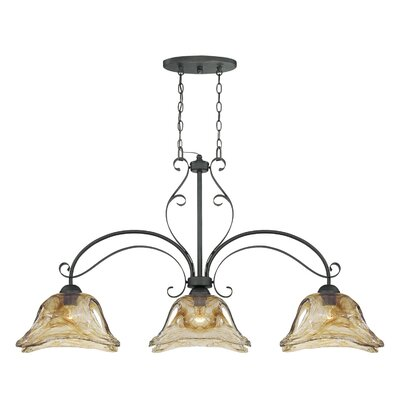 Chatsworth 3-Light Kitchen Pendant
