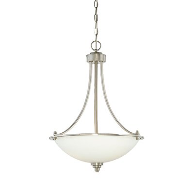 Castano 3-Light Pendant