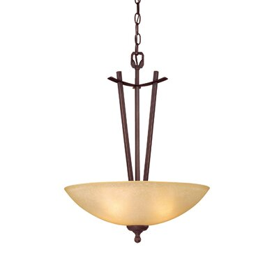 Racine 3-Light Pendant