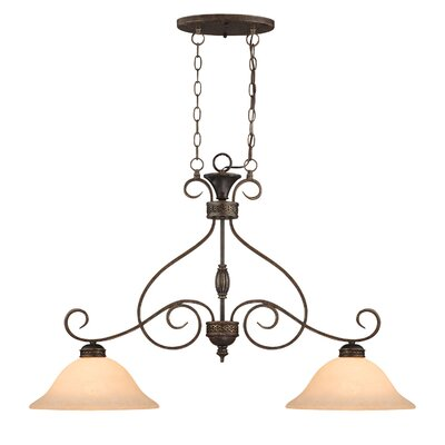 Whelchel 2-Light Kitchen Pendant Lighting