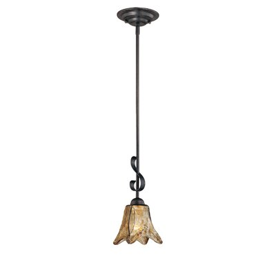 Whaley Traditional 1-Light Mini Pendant