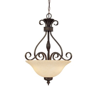 Alma 3-Light Pendant