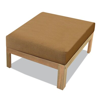 Anaheim Ottoman with Cushion