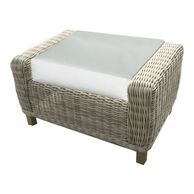 Telluride Ottoman with Cushion