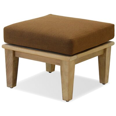 Miramar Ottoman with Cushion
