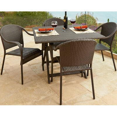 Vista 5 Piece Dining Set
