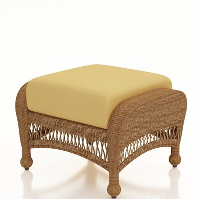 Catalina Ottoman with Cushion