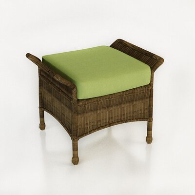 Rockport Ottoman with Cushion