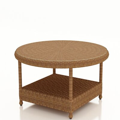 Catalina Chat Table Finish: Straw