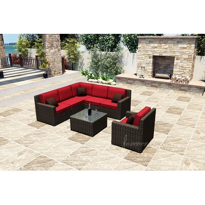 Capistrano Sectional with Cushion