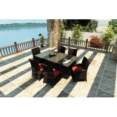 Capistrano 7 Piece Dining Set