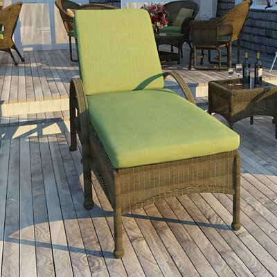 Rockport Chaise Lounge with Cushion