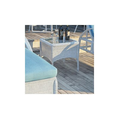 Rockport End Table Finish: White