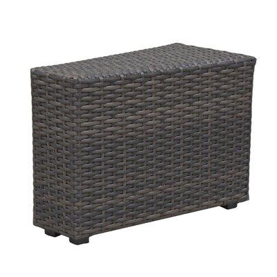 Horizon Wedge Side Table