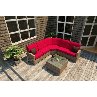 Cypress Sectional with Cushion