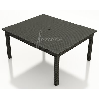 Barbados Dining Table Table Size: 60 W x 60 L