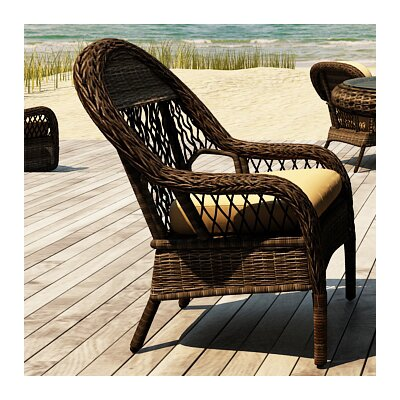 Forever Patio Leona Dining Arm Chair with Cushion at Sears.com