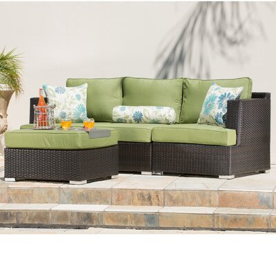 Sorrento Sofa with Cushions