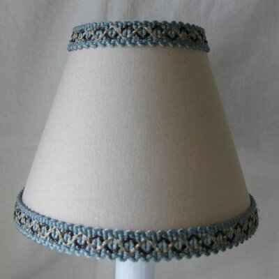 Day Spa 5 Fabric Empire Candelabra Shade