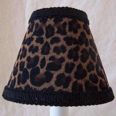 Lil Mama 5 Fabric Empire Candelabra Shade