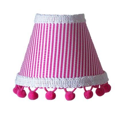 Party Pink Stripe Night Light