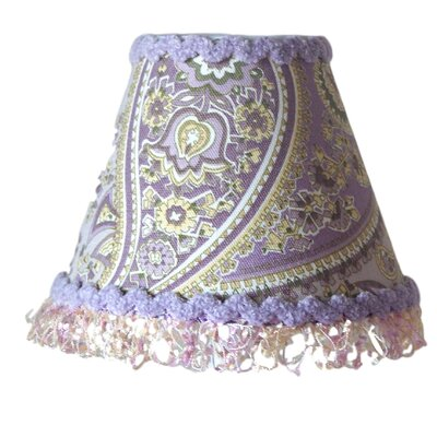 Patty Cake Paisley Night Light