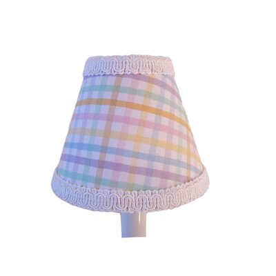 Purely Plaid 11 Fabric Empire Lamp Shade