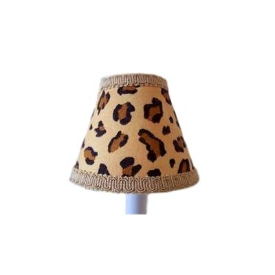 Kanya Safari 11 Fabric Empire Lamp Shade